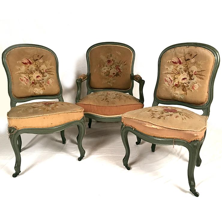 fauteuil-paire-chaises-louis-xv
