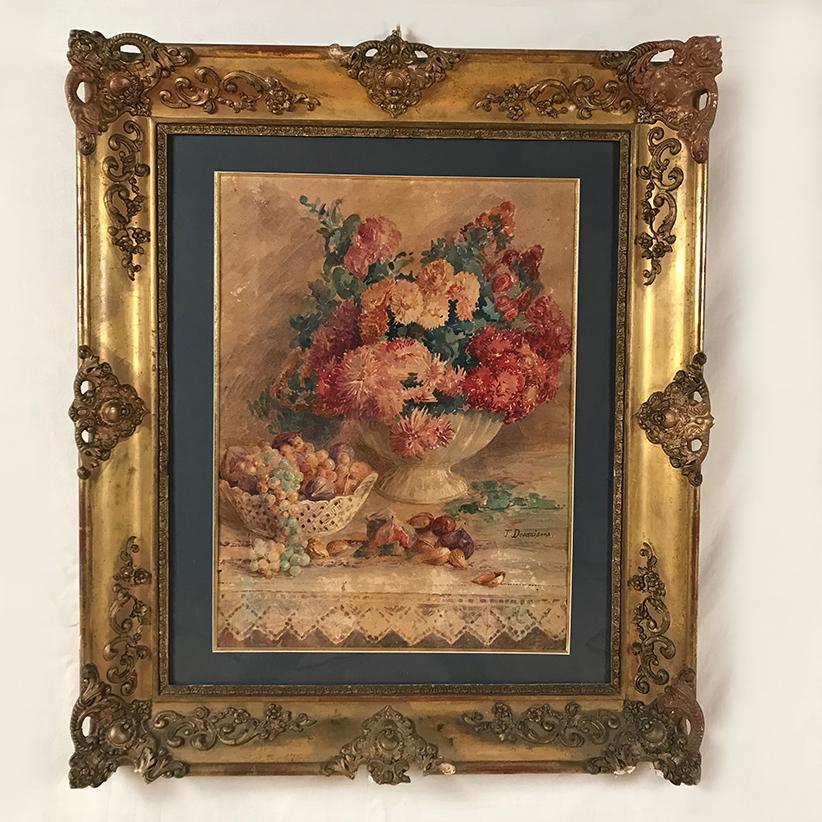 aquarelle-bouquet-de-fleurs