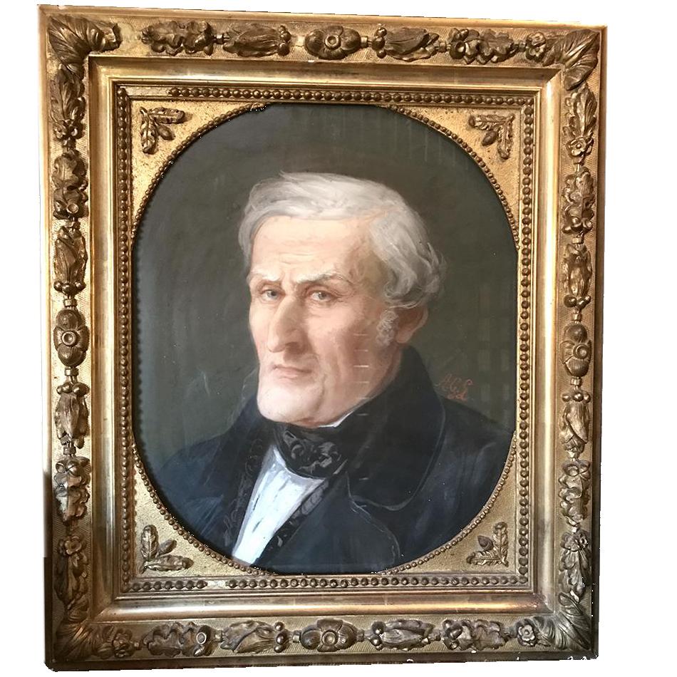 pastel-portrait