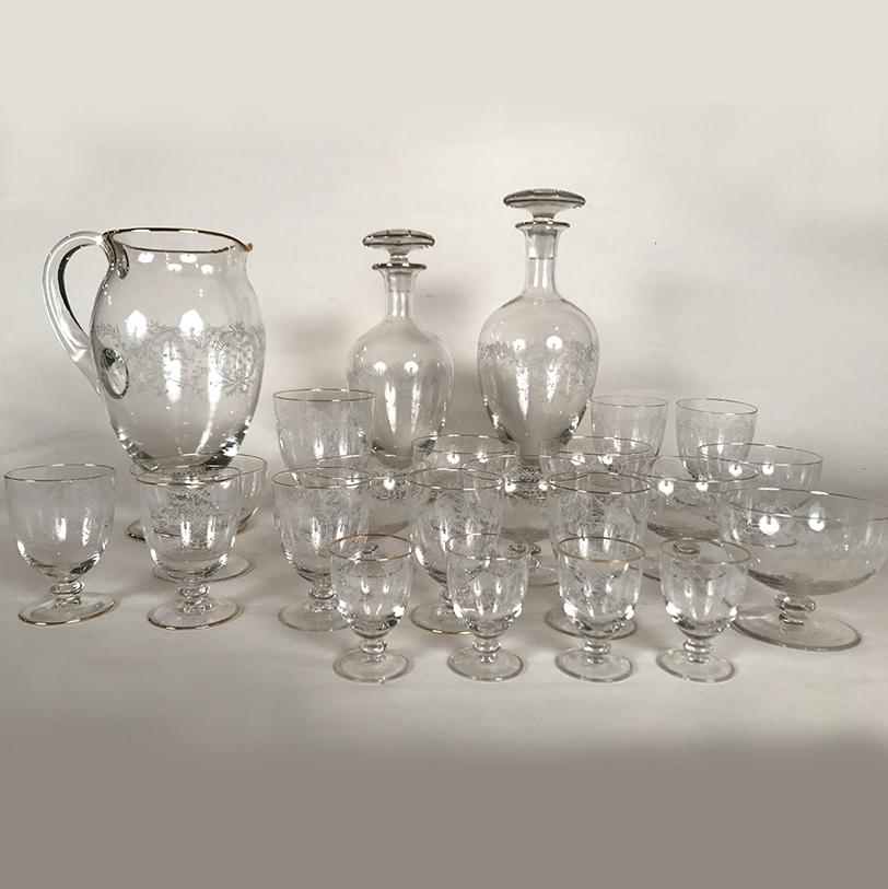service-verres-carafes-cristal