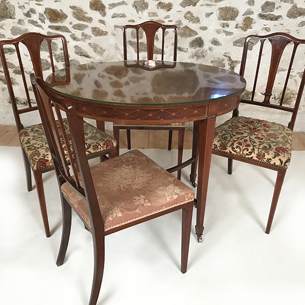 table-chaises-acajou