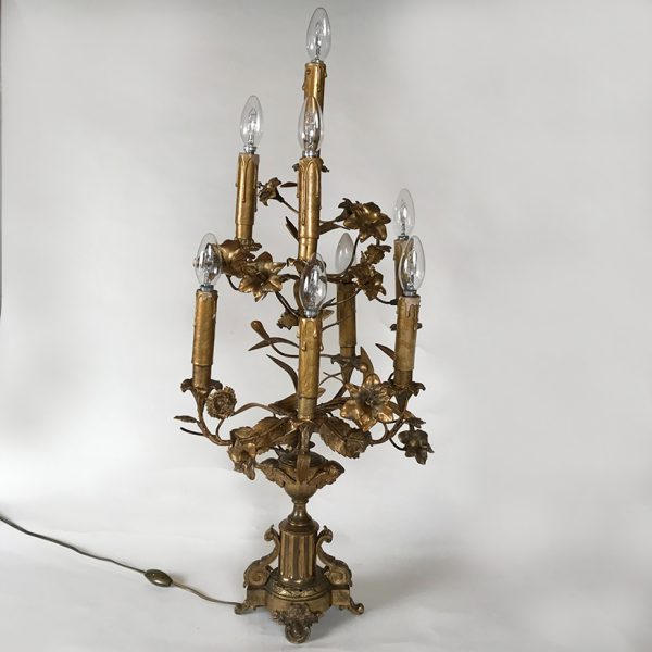 chandelier-eglise-bronze