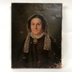 portrait-de-femme-xixe