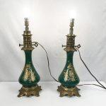 paire-lampes-petrole-napoleon-iii