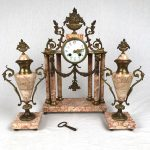 pendule-louis-xvi-garniture-cheminee