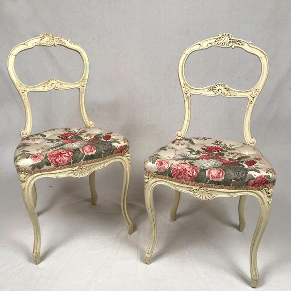 chaises-louis-xv