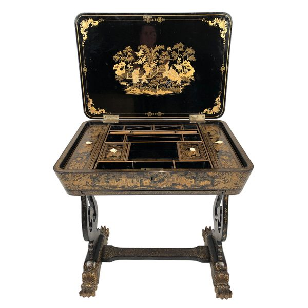table-ouvrage-laque-chine