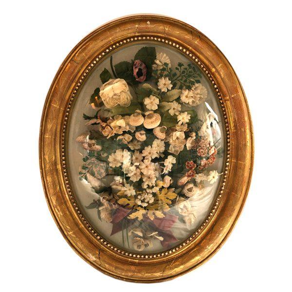 bouquet-sous-verre-napoleon-iii