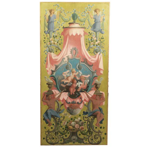 panneau-decoratif-anges