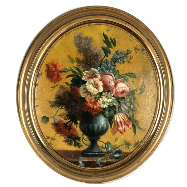 panneau-ovale-fleurs