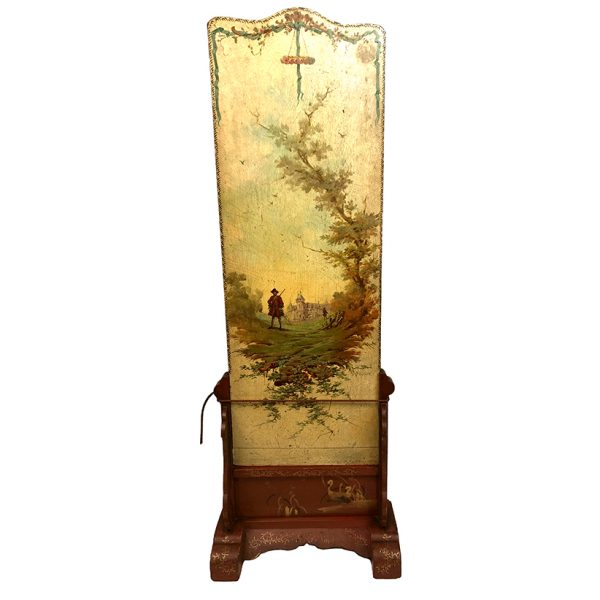 ecran-decor-peint-or-xixe