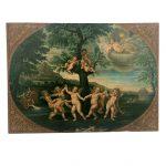 grande-toile-decorative-ecole-italienne