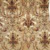 rideau-ancien-tapisserie-motif-roses